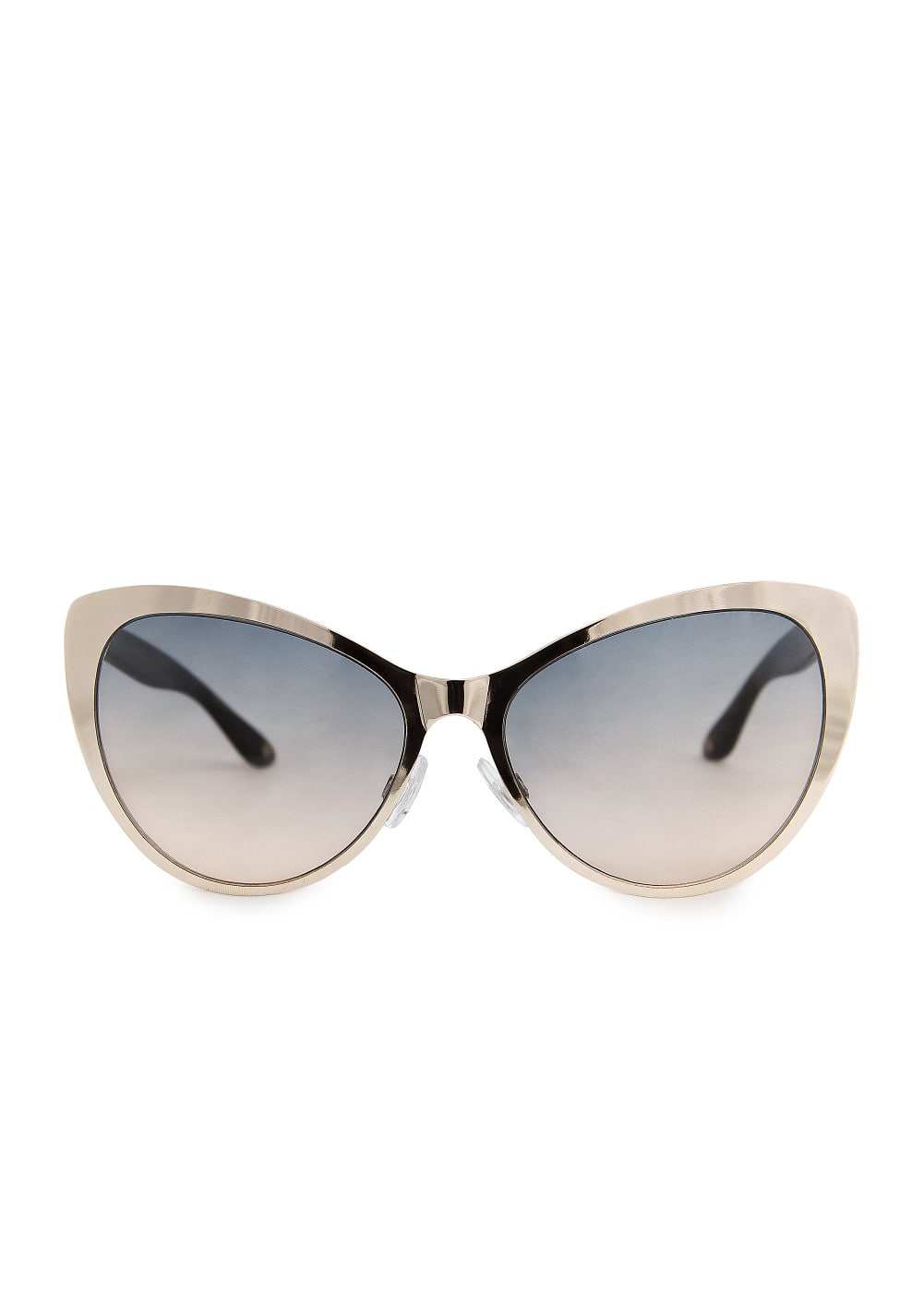 ce1ffa54ee Metal cat-eye sunglasses - Woman