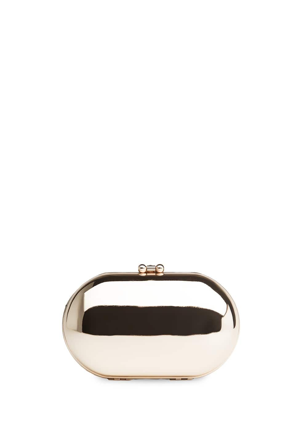 Mirror box clutch | MANGO