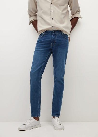 Мужские джинсы Mango (Манго) 17002009: изображение 2
