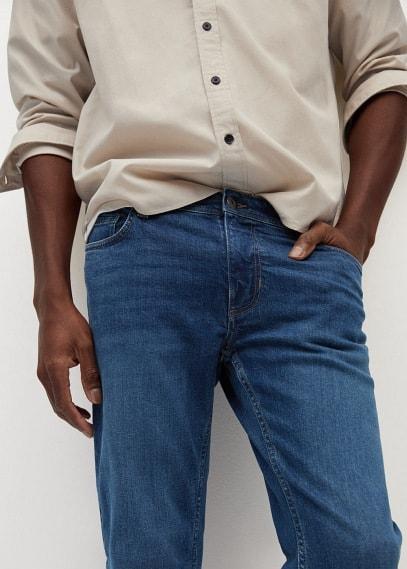 Мужские джинсы Mango (Манго) 17002009: изображение 3