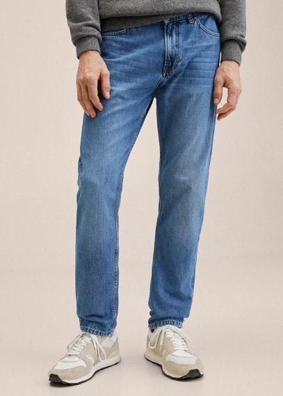 Мужские джинсы Mango (Манго) 17002520: изображение 2