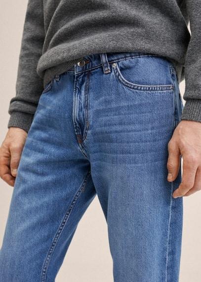 Мужские джинсы Mango (Манго) 17002520: изображение 3