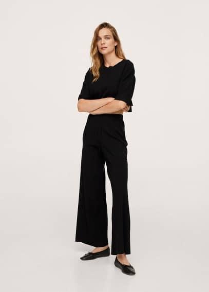 Женские брюки Mango (Манго) 17004044: изображение 3