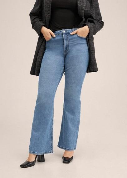 Женские джинсы Mango (Манго) 17004393: изображение 2