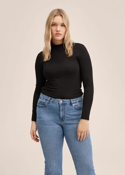 Женские джинсы Mango (Манго) 17004393: изображение 3