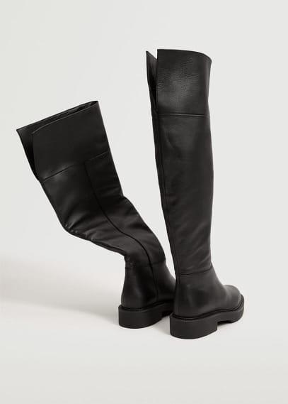 Женские ботинки Mango (Манго) 17005941
