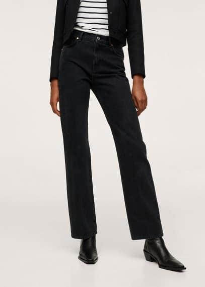 Прямые джинсы Mango (Манго) 17005944