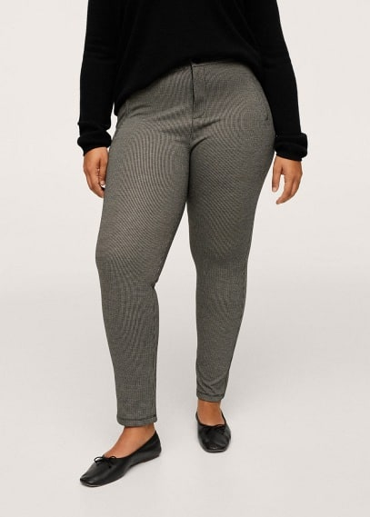 Женские брюки Mango (Манго) 17007547: изображение 2
