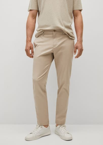 Мужские брюки Mango (Манго) 17010030