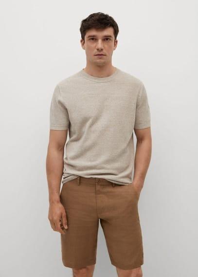 Мужские шорты Mango (Манго) 17010039