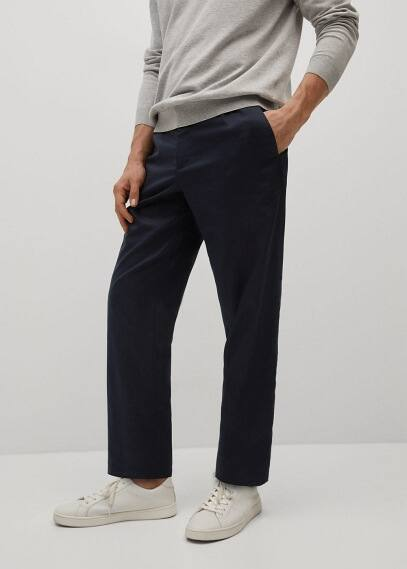 Мужские брюки Mango (Манго) 17010041