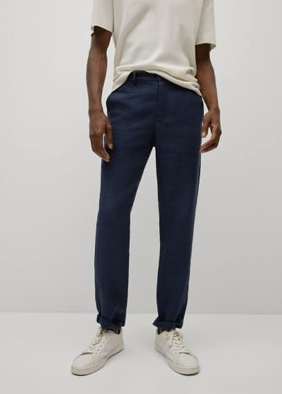 Мужские брюки Mango (Манго) 17010051