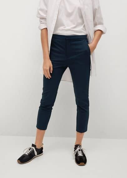 Женские брюки Mango (Манго) 17010063