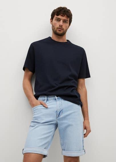 Мужские шорты Mango (Манго) 17010084