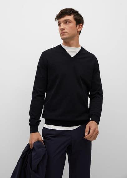 Свитер Mango (Манго) Пуловер с терморегуляцией - Tenv