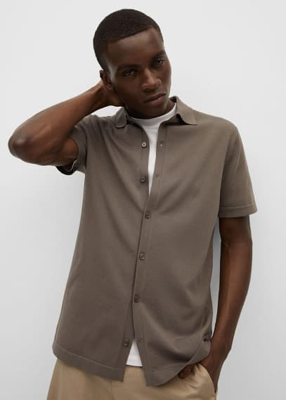 Рубашка Mango (Манго) 17010994