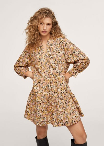 Платье Mango (Манго) 17013774
