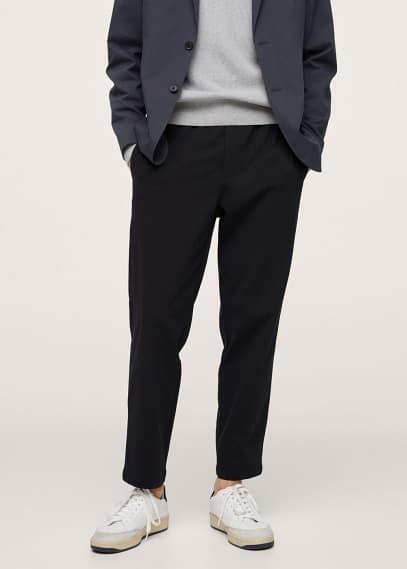 Мужские брюки Mango (Манго) 17014004: изображение 2