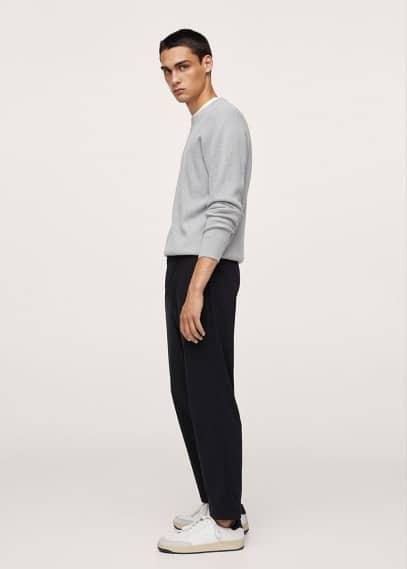 Мужские брюки Mango (Манго) 17014004: изображение 3