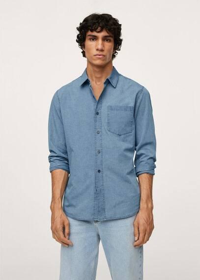 Рубашка Mango (Манго) 17014033