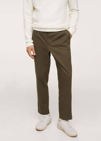 Мужские брюки Mango (Манго) 17015910