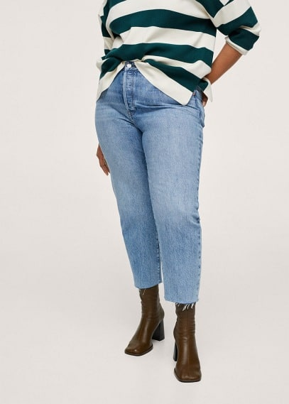 Женские джинсы Mango (Манго) 17015913