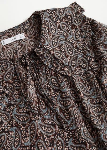 Платье Mango (Манго) 17015927: изображение 4