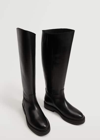 Женские ботинки Mango (Манго) 17015939
