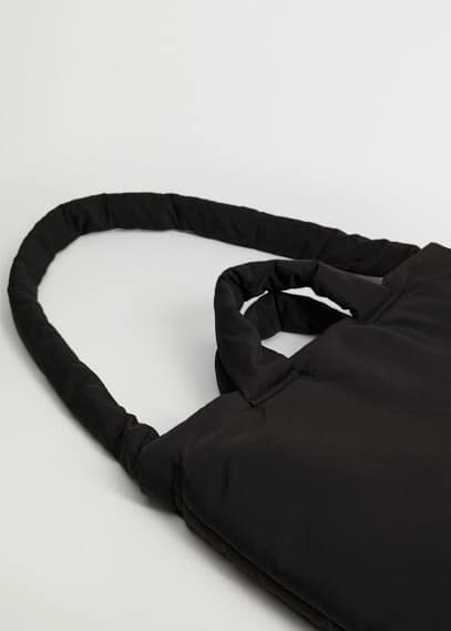 Сумка Mango (Манго) Вместительная стеганая сумка - Soft