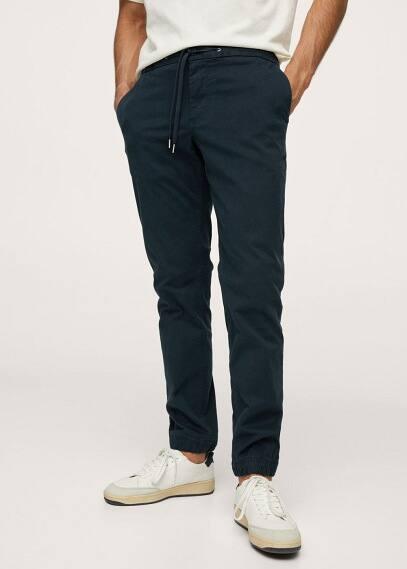 Мужские брюки Mango (Манго) 17024003