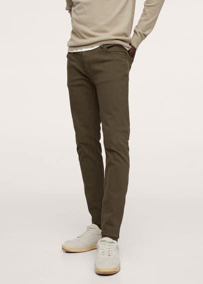 Мужские джинсы Mango (Манго) 17024054