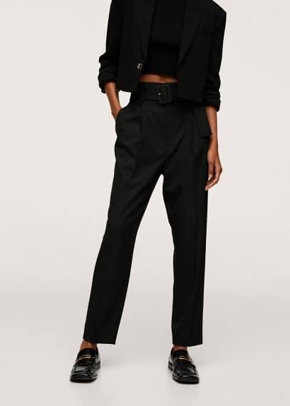 Женские брюки Mango (Манго) 17025139