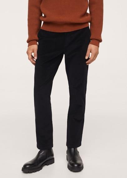 Мужские брюки Mango (Манго) 17025904