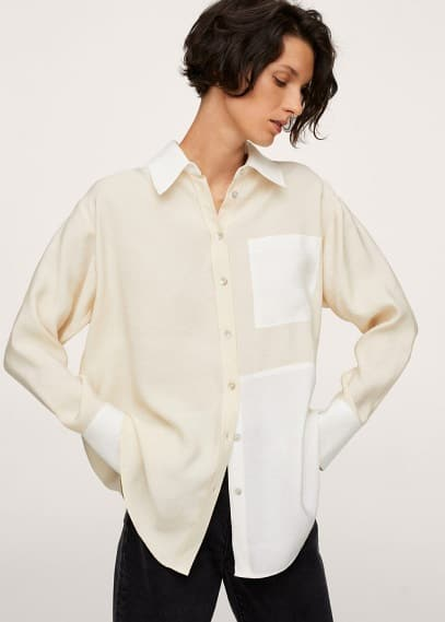 Блуза Mango (Манго) 17025951