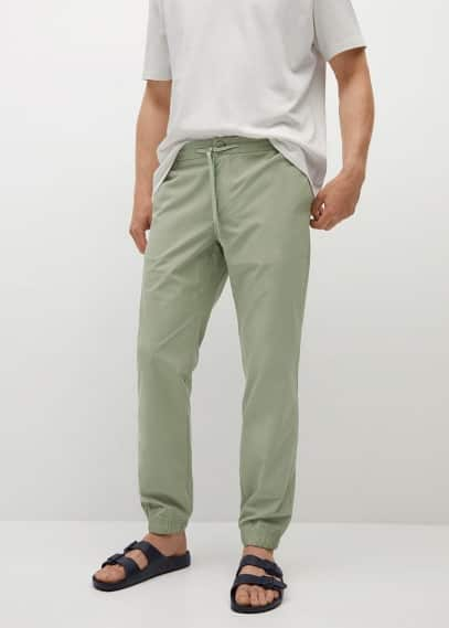 Мужские брюки Mango (Манго) 17030031