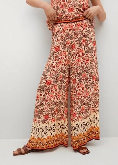 Женские брюки Mango (Манго) 17030738: изображение 2