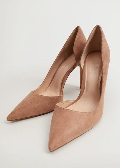 Женские ботинки Mango (Манго) Асимметричные туфли-лодочки - Audrey2