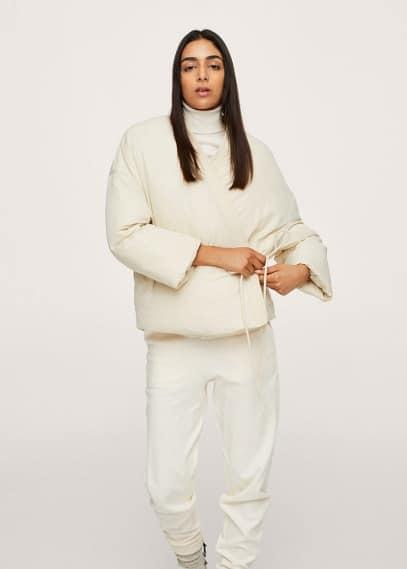 Женская верхняя одежда Mango (Манго) 17034380