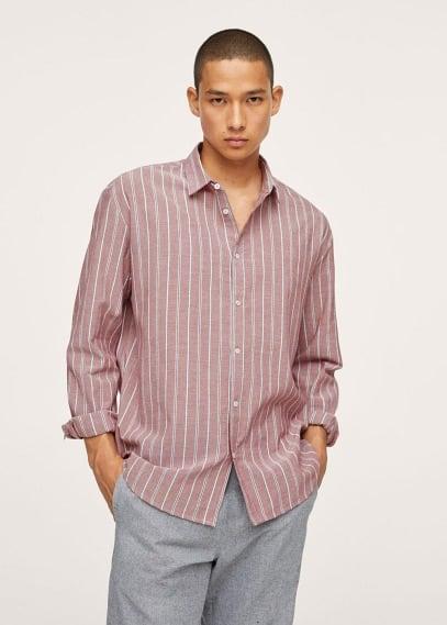 Рубашка Mango (Манго) 17034772: изображение 2