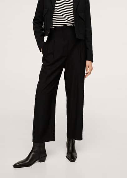 Женские брюки Mango (Манго) 17035138