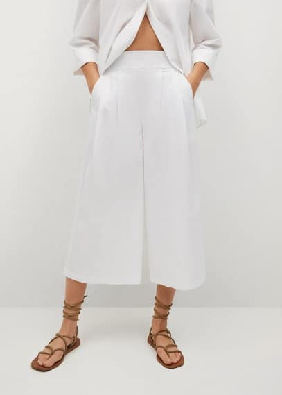Женские брюки Mango (Манго) 17042503