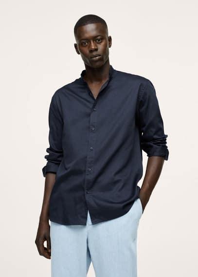 Рубашка Mango (Манго) 17042880: изображение 2