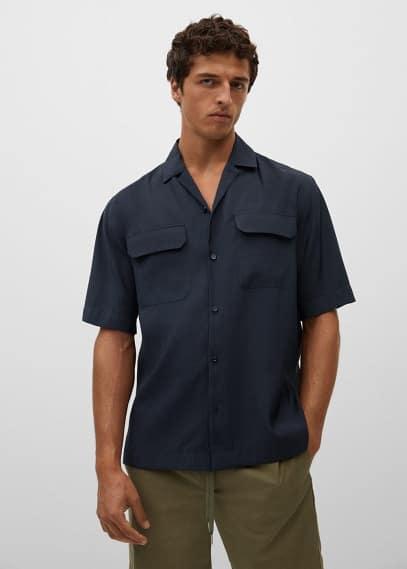 Рубашка Mango (Манго) 17050091