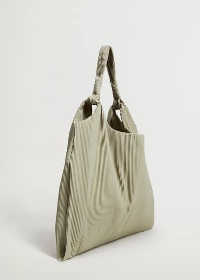 Сумка Mango (Манго) Сумка-торба с плиссировкой - Cefalu