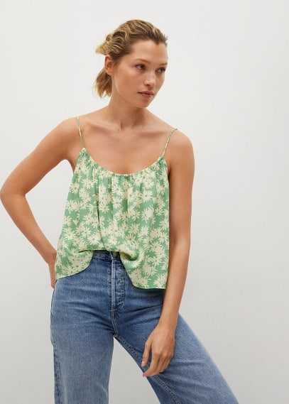 Блуза Mango (Манго) 17050162