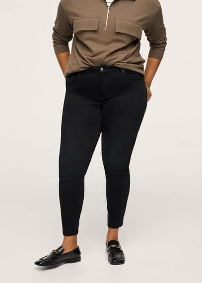Женские джинсы Mango (Манго) 17054757