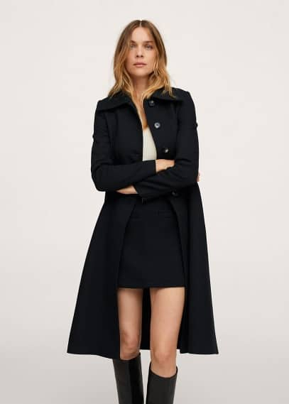 Женские пальто Mango (Манго) Пальто Mango