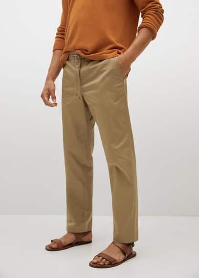 Мужские брюки Mango (Манго) 17061106