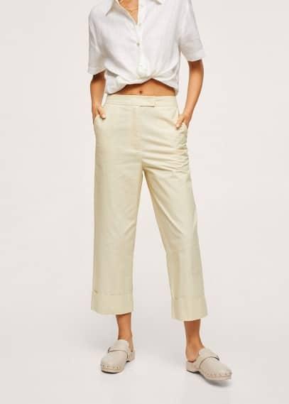 Женские брюки Mango (Манго) 17062504