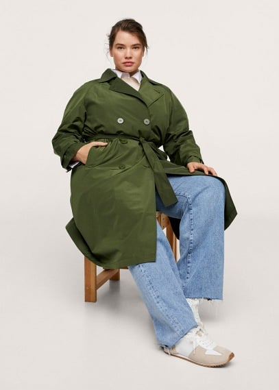 Женские пальто Mango (Манго) 17064014: изображение 3